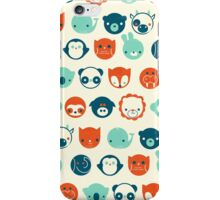 Menagerie iPhone Case/Skin