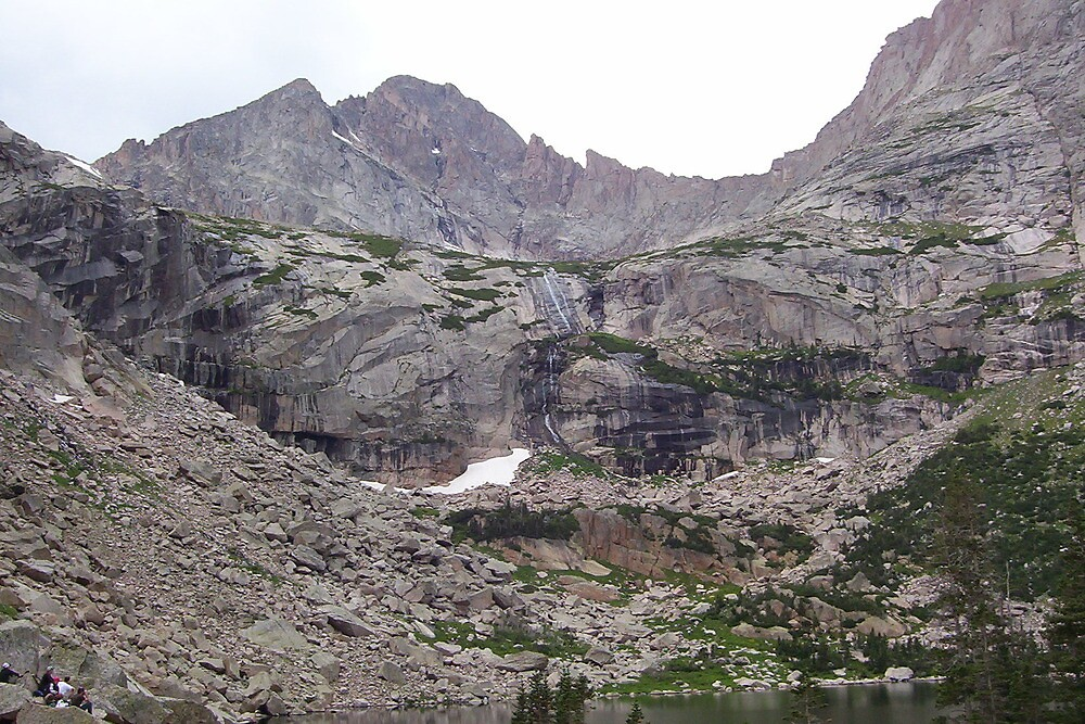 Solid Stone, the Rocky Mountains by Tmac02892