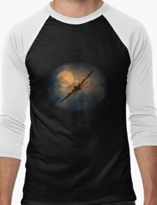 Night Flight - New Products Men's Baseball ¾ T-Shirt