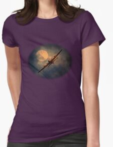 Night Flight - New Products Womens Fitted T-Shirt