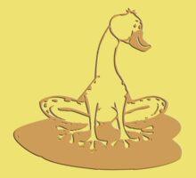 duckfrog - frog, duck, funny, cartoon, cute, humor Kids Clothes