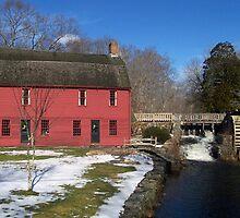 Gilbert Stuart Birthplace by Tmac02892
