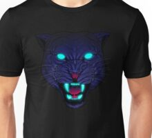 Electric Panther Unisex T-Shirt