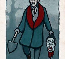 Van Helsing, Vampire Hunter by pixbyr