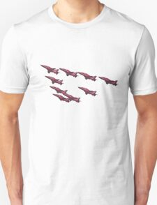 Red Arrows -Tees and New Products T-Shirt