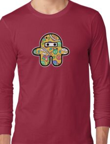 Ninja Pajamas Long Sleeve T-Shirt