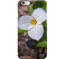 Trillium iPhone Case/Skin