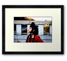 Harajuku Framed Print