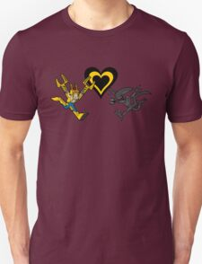 Power Loader Love T-Shirt