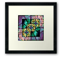 A Window to the Soul Framed Print