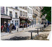 Life in Paris Poster