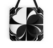 Clever  Clover Tote Bag
