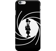 Double O Gadget iPhone Case/Skin