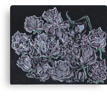 A DOZEN ROSES Canvas Print