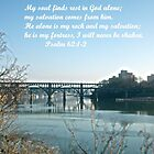 Psalm 62:1-2 by trisha22