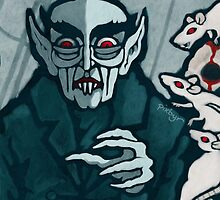 Orlock, Vampire King of Spades by pixbyr