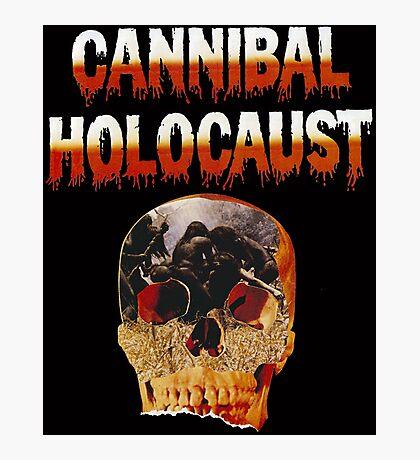 Cannibal Holocaust  Photographic Print