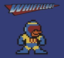 Whiffle Boy by robotghost