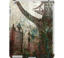 tree and gate iPad Case/Skin