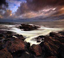 Coppertones Swirl by Garth Smith