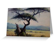 My tree...../My SWA Boom.... (131) Greeting Card