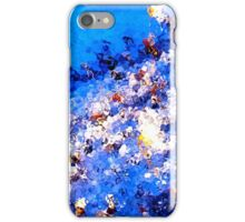 Icy Blooms iPhone Case/Skin
