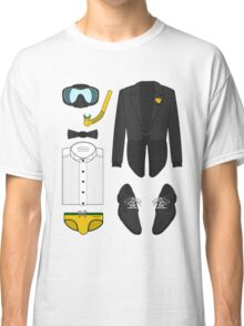 A FORMAL PENGUIN AFFAIR Classic T-Shirt