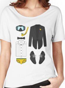 A FORMAL PENGUIN AFFAIR Women's Relaxed Fit T-Shirt