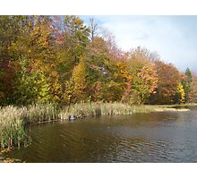 Brighter Days Lake Photographic Print
