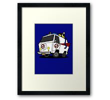The Ecto-Machine  Framed Print