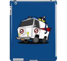 The Ecto-Machine  iPad Case/Skin