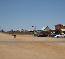 silverton - NSW - home of mad max by connor123