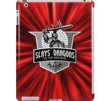 Part-time Dragon Slayer iPad Case/Skin