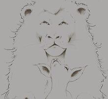 LionLamb by Chuck Vest