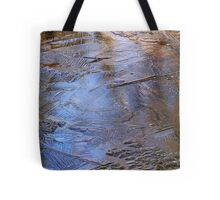 Abstract Ice Tote Bag