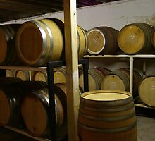 swan valley barrels by Gnangarra