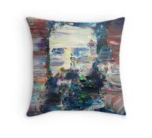 HERMAN MELVILLE Throw Pillow