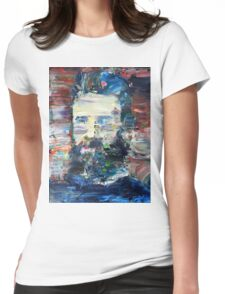 HERMAN MELVILLE Womens Fitted T-Shirt