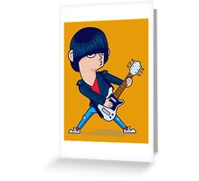 Hey ho, lets go! Greeting Card