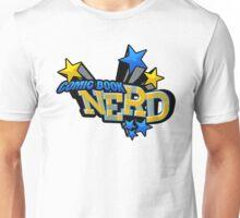 Comic Book Nerd Unisex T-Shirt