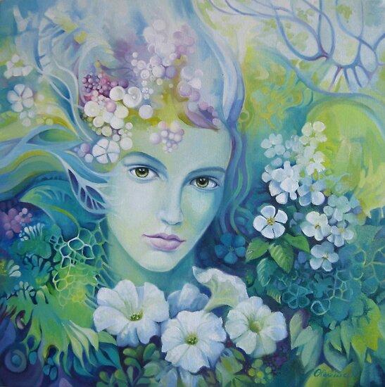 Spring by Elena Oleniuc