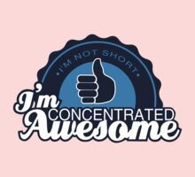 Concentrated Awesome Kids Tee