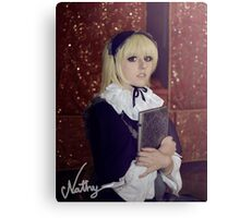 ~: Victorique cosplay by Nath :~ Canvas Print