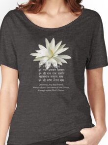 Love mantra Women's Relaxed Fit T-Shirt