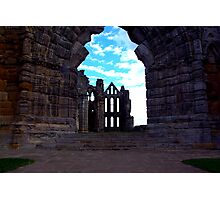 Whitby Abbey #3 Photographic Print