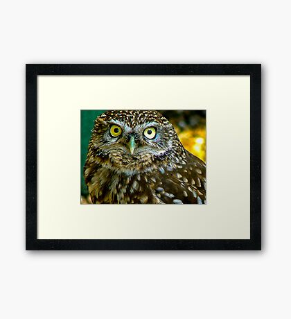 Come Closer Framed Print