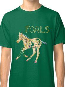 Run, Foal, Run Classic T-Shirt