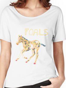 Run, Foal, Run Women's Relaxed Fit T-Shirt