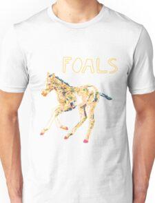 Run, Foal, Run Unisex T-Shirt