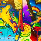 Street Art Colours by Susan Werby